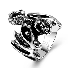 Most Popular Fashion Jewelry Animal Penis Spikes Stainless Steel Rings