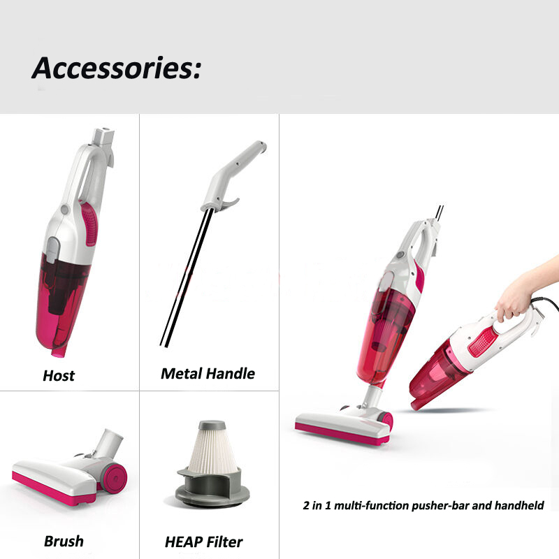Cordless Wireless Vacuum Cleaner Handheld Stick Multi Cyclone Vacuum Cleaner