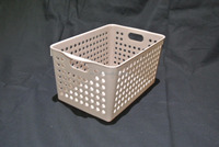 2016 New China Supplier Environment Friendly Plastic Shower Caddy Basket
