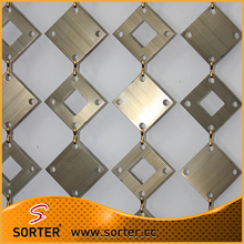 new design laser cut decorative metal partitions