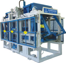 QFT8-15 Building Waste Sand Cement Block Making Machine