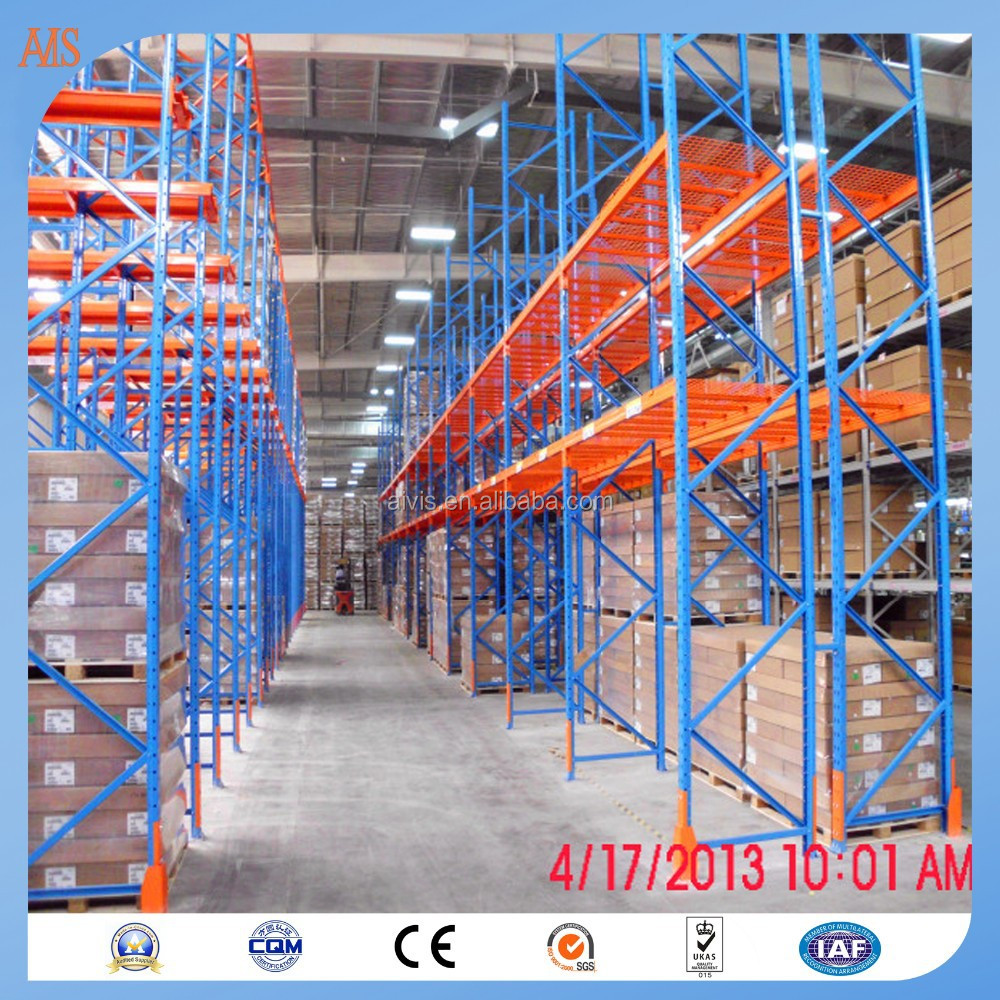 hot dip storage pallet stacking adjustable steel plate storage rack