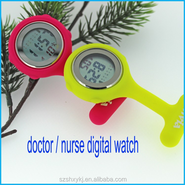 Hot Sale Good Quality Digital Nurse FOB Watch