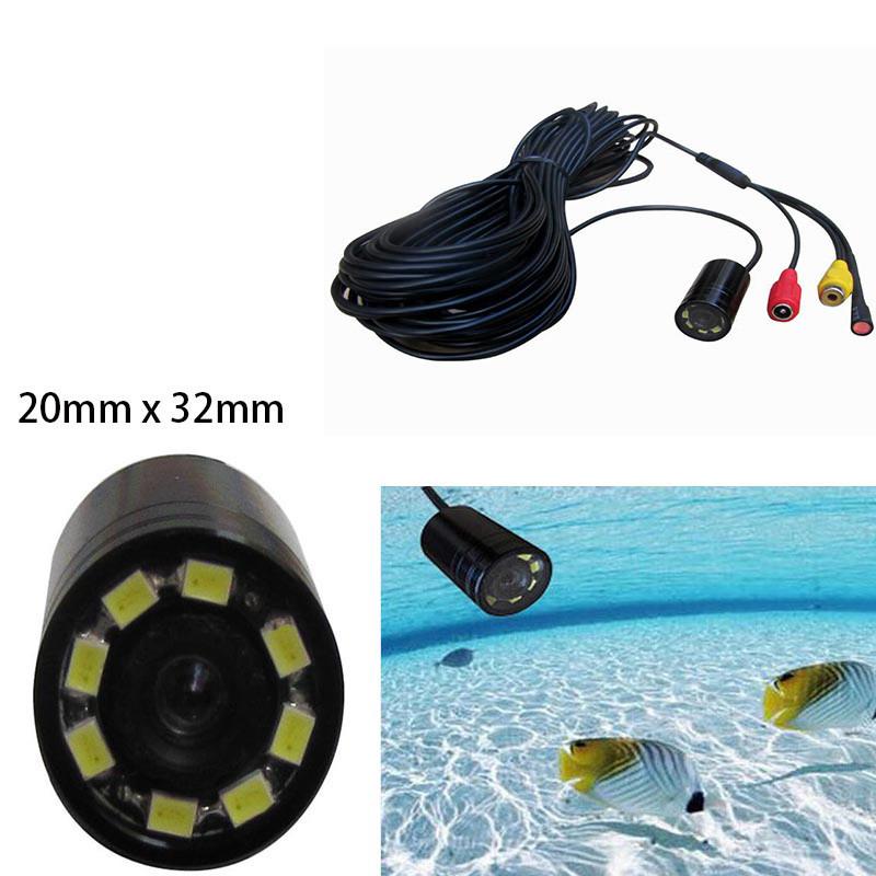 комплектующие для камер подводной рыбалки