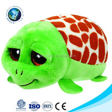 Green Turtle Stuffed Animal Soft Plush Big Eyes Turtle Plush Toy