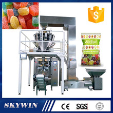 Automatic Vertical Form Fill Seal Jelly Cola Packaging Machine