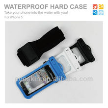 Outdoor sport running waterproof phone holder mobile phone apple for iphone 5 for redpepper waterproof cases with armband