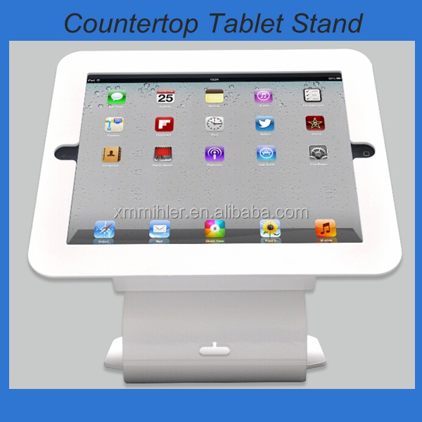 Android Tablet kiosk Stand for retail