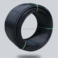 selling black plastic flexible water irrigation pipe roll