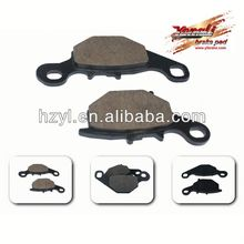 environmental brake pads 300cc 3 wheel motorcycle