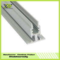 6063 t5 aluminum extruded profiles extrusion for light box