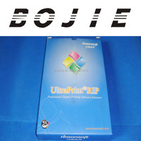 Professional digital printing software Hosonsoft ultraprint RIP software