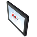 "China Oem 15"" Capacitive touch screen CCTV LCD monitor"