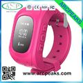 2015 New Product Wifi GPS smart phone watch
