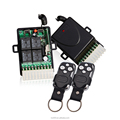 Remote Control Transmitter And Receiver Fixed Code Remote Control Set
