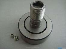 Cam Followers With Crown O.D.s. eccentric ball bearing stud type