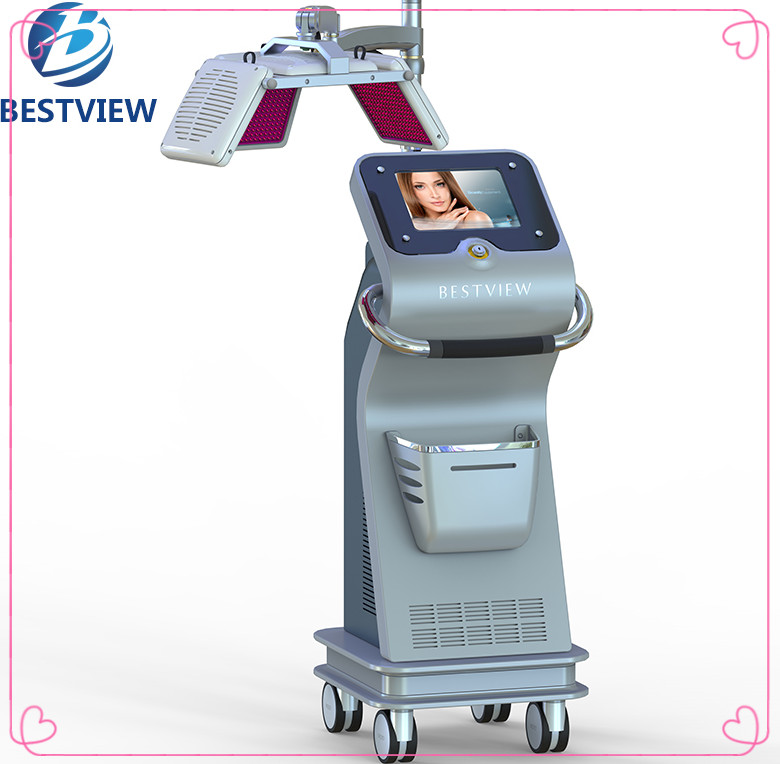 670nm Laser hair growth high frequency machine