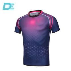 2018 Customized , Professional , Dry Fit Blank Tight , Rugby Football Jersey