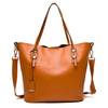 A002 China Customized Hot Fashion Leather Handbag / Fashion Genuine Leather Woman's Bag