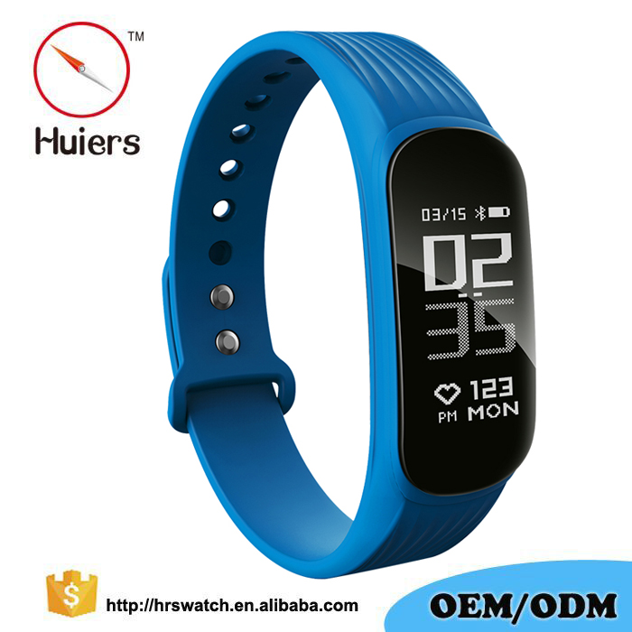 Newest Hot Selling Sports Smart Bracelet Smart Watch With Heart Rate Monitor Fitness Tracker Wristwatches Activity Band
