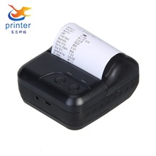 80mm cheap bluetooth thermal printer mini receipt usb printer