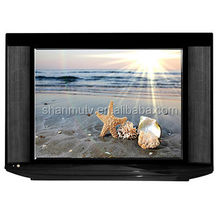 China tv factory high quality cheap price 21 inch pure flat picture tuble tv