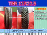 front and rear radial truck tyres 11R22.5 ,high quality as Goodyear ,GT, manufacture popular brand lionstone