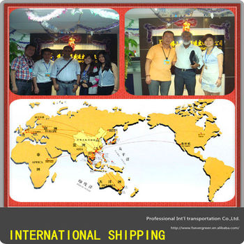 Shipping Agent, Dropship to Brazil