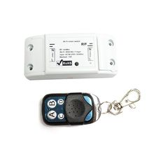 RF+ 433 MHZ WiFi Wireless Smart Switch With RF Receiver Remote Controller For Smart Home