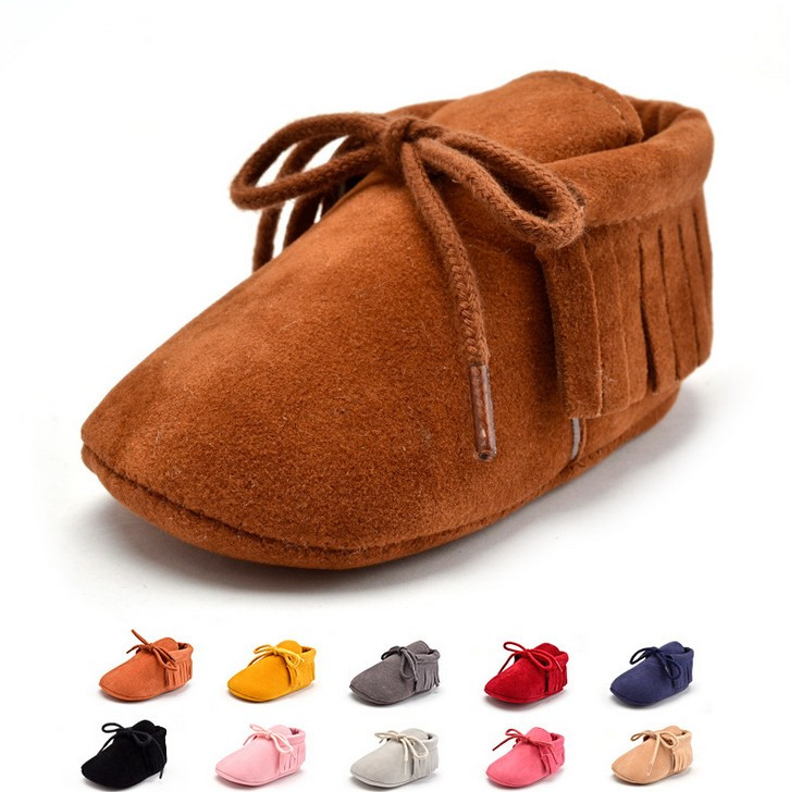 New Arrival Baby Toddler Boys Girls Casual Shoes Prewalker Baby Soft Walker Shoes Infant First Walker Q0563