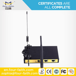 Industrial wireless 3g 4g LTE wifi router with sim card slot Vpn Din rail 4g wifi router