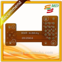 cnc electronic pcb heatbed automatic door pcb assembly