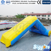 Inflatable Water Game Lake Inflatable Floating Slide