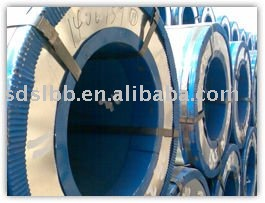 galvanized corrugated sheet in coils
