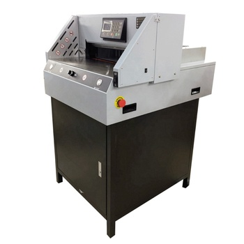 490mm Semi - automatic Electric Guillotine Paper Cutter