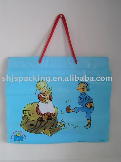carry plastic bag