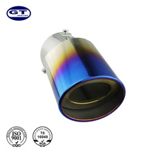 Exhaust Pipe Type Car Exhaust Muffler SS201,SS304 Material Tail Pipe