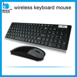 VMT-02 trade assurance supplier wireless keyboard and mouse for laptops