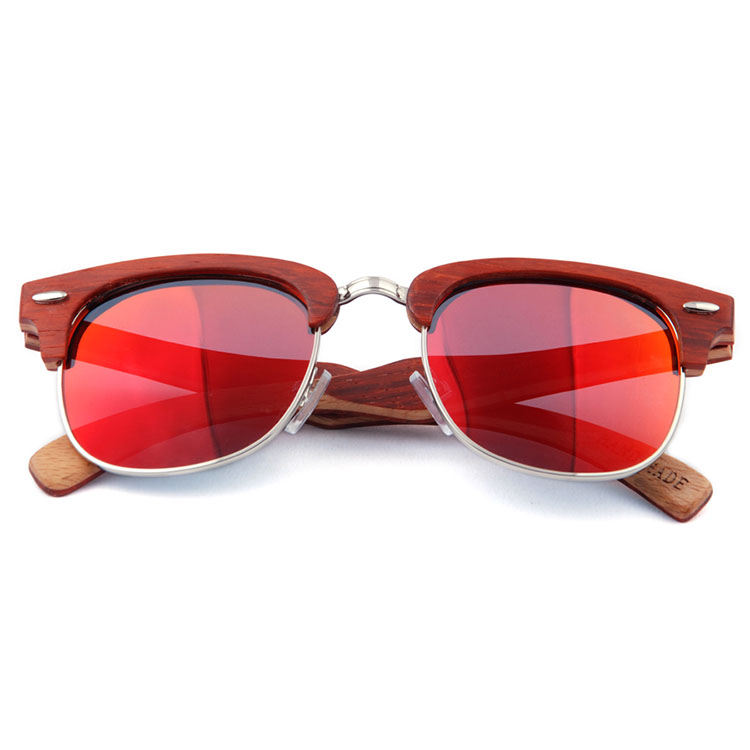 Zogift china sunglass manufacturers lentes de sol european cork wood italian brand sunglasses