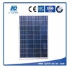 100W12V Poly PV solar panel for Travel Cars