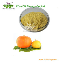 New Arrival 10:1 Natural Pumpkin Seed Extract,GMO free pumpkin seed powder extract Free sample