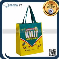 Latest Design PP pictures printing non woven shopping bag,laminated non woven bag