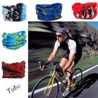 Wholesale cheap seamless polyester tubular sports bandana