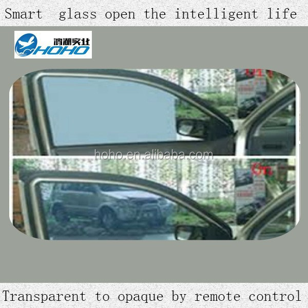 High performance Smart glass for window of toyota hilux car