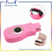 Showliss Pro Blue Light Electric Threading Epilator Hair Remover