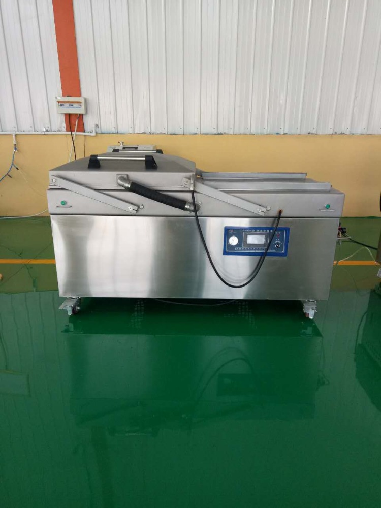 dlz-420 vacuum packing machine for cooked food/automatic beef packing machine