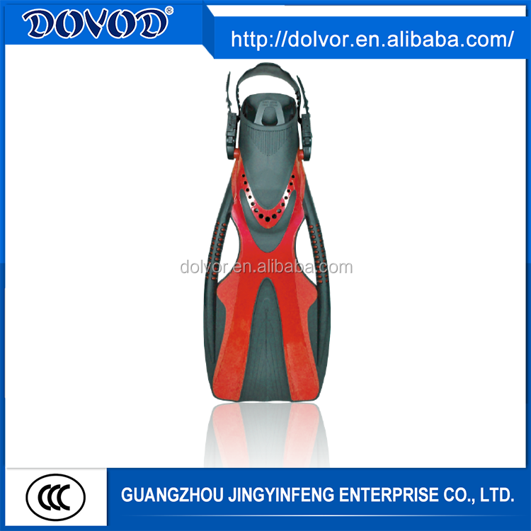 Water sports use high performance diving equipment diving jet fins