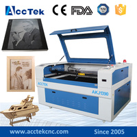 AKJ1390 high quality cheap co2 granite laser engraving machine/stone laser engraving machine