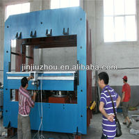 Frame-Type Rubber Plate Vulcanizing Machine made in china Tyre vulcanizing machine/rubber tube making machine