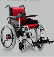 Electric battery powered wheelchair manufacturer